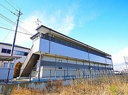 奈良県磯城郡田原本町大字秦庄の賃貸アパートの外観