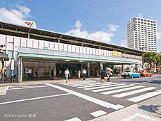 JR総武線「小岩」駅 距離400m