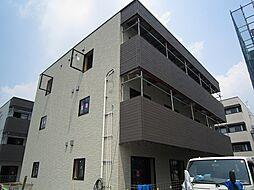 JHアンモード イグサ4[新築ペット可D-ROOM・駐車場1台付][3階]の外観