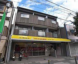 京都府京都市北区紫竹西桃ノ本町の賃貸マンションの外観