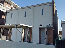 クレイノオカムラハイツ5[1階]の外観