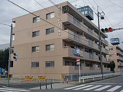 愛知県名古屋市港区宝神3の賃貸マンションの外観
