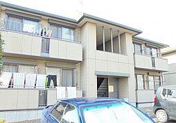 カーレント ティアラ C棟[2階]の外観