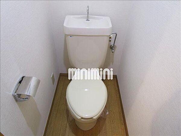 シェリーメゾンのトイレ