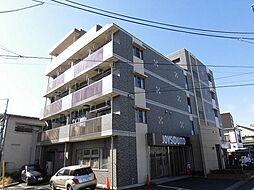 東京都昭島市朝日町1の賃貸マンションの外観