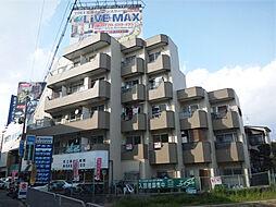 大阪府豊中市宝山町の賃貸マンションの外観