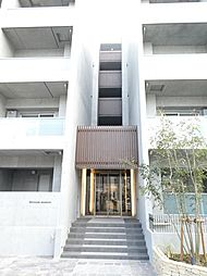 元麻布レジデンス[5階]の外観