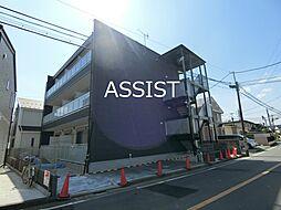 JR中央線 武蔵境駅 徒歩18分の賃貸マンション