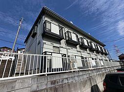 京成千原線 大森台駅 徒歩20分の賃貸アパート