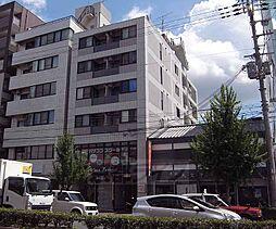 京都府京都市右京区西大路通四条上る西院東淳和院町の賃貸マンションの外観