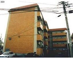 清水マンション[401 号室号室]の外観