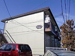 埼玉県蕨市錦町5丁目の賃貸アパートの外観