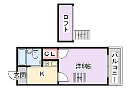 片町線 野崎駅 徒歩8分