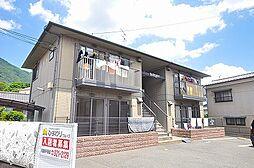湯川桜荘[2階]の外観