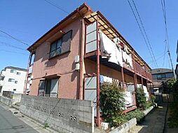 松丸荘[202号室]の外観