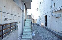 M-net1[4階]の外観