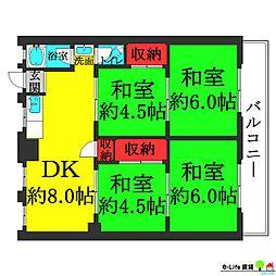 沢ノ町駅 7.0万円