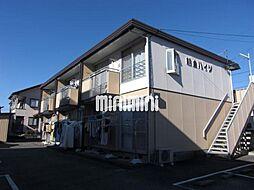 朝倉ハイツ[2階]の外観