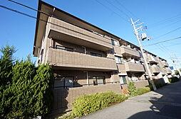 兵庫県宝塚市安倉中6丁目の賃貸マンションの外観