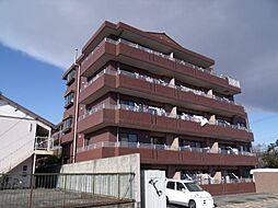 グランメール勝田II[1C号室]の外観