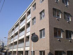 プリムヴェール西尾久メゾンB[4階]の外観