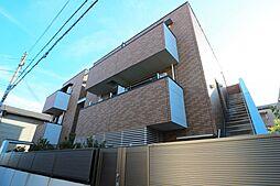兵庫県神戸市須磨区須磨浦通5丁目の賃貸アパートの外観