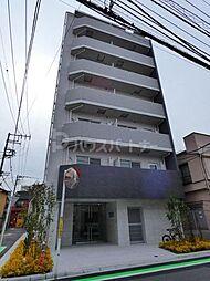 JR高崎線 尾久駅 徒歩7分の賃貸マンション
