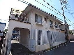 兵庫県宝塚市野上6丁目の賃貸マンションの外観