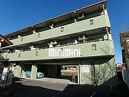 ラ・ウィング青山[1階]の外観