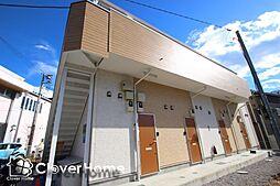 京王相模原線 京王堀之内駅 徒歩14分の賃貸アパート