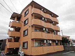 静岡県浜松市中区萩丘3丁目の賃貸マンションの外観