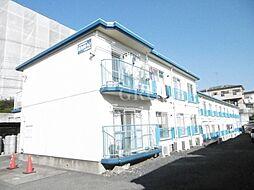 パシフィックオーシャンハイツPART1[2階]の外観