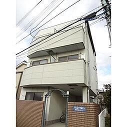 東京都町田市忠生4丁目の賃貸アパートの外観