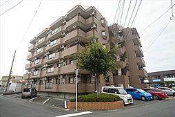 静岡県浜松市東区西塚町の賃貸マンションの外観