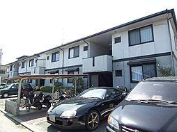 兵庫県伊丹市北本町2丁目の賃貸アパートの外観