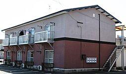 コーポ徳富B[8号室]の外観