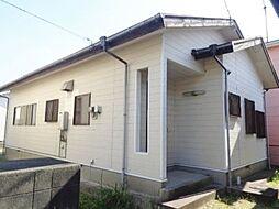 福岡県八女市納楚の賃貸アパートの外観