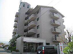 大阪府大東市三箇1丁目の賃貸マンションの外観
