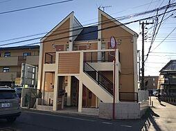 千葉県柏市旭町4の賃貸アパートの外観