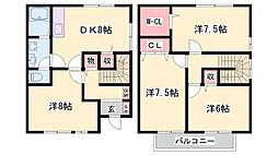 ひめじ別所駅 9.2万円