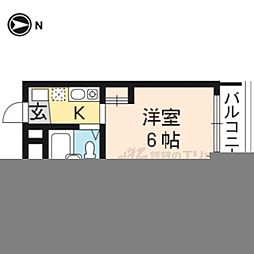 太秦広隆寺駅 3.3万円