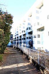 神奈川県川崎市多摩区登戸の賃貸アパートの外観