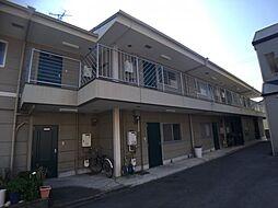 ニッコーハウス(NIKKO HOUSE)[2階]の外観