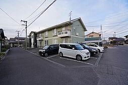 岡山県岡山市東区金岡西町の賃貸アパートの外観