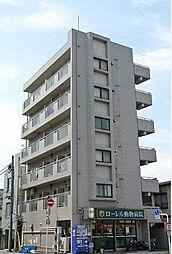神奈川県横浜市西区南浅間町の賃貸マンションの外観