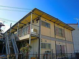 中嶋荘[2階]の外観