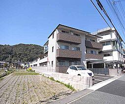 京都府京都市西京区松室中溝町の賃貸マンションの外観