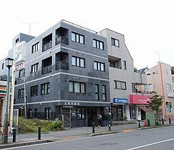 東京都町田市玉川学園2丁目の賃貸マンションの外観