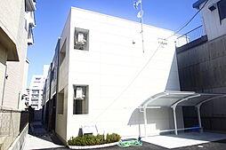 広島県広島市南区東雲2丁目の賃貸アパートの外観