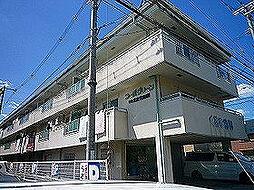 大阪府高槻市芝生町3丁目の賃貸マンションの外観